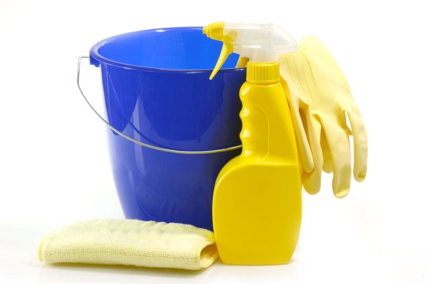 床清掃のコツ
