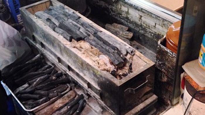 焼き台イメージ
