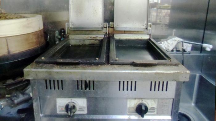 餃子焼き器イメージ