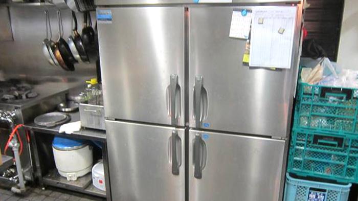 業務用冷蔵庫イメージ