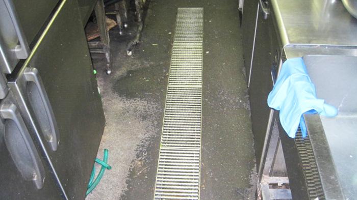厨房防水イメージ