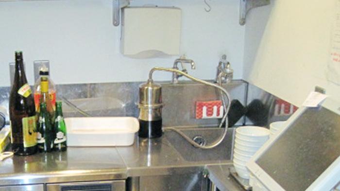 浄水器イメージ