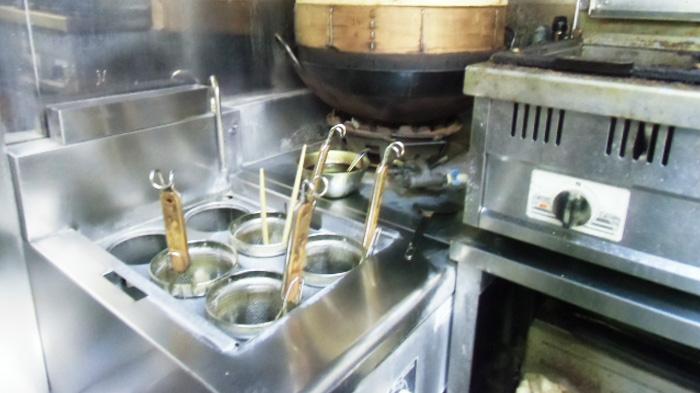 茹で麺器イメージ