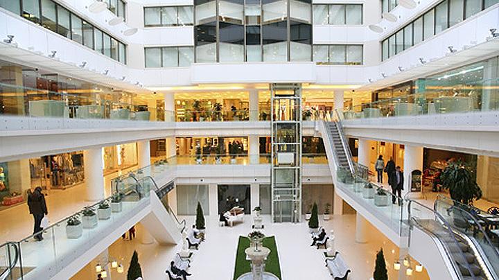 商業施設イメージ