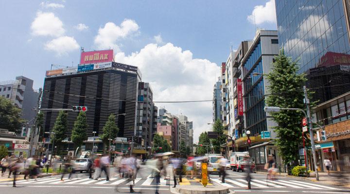 恵比寿駅イメージ
