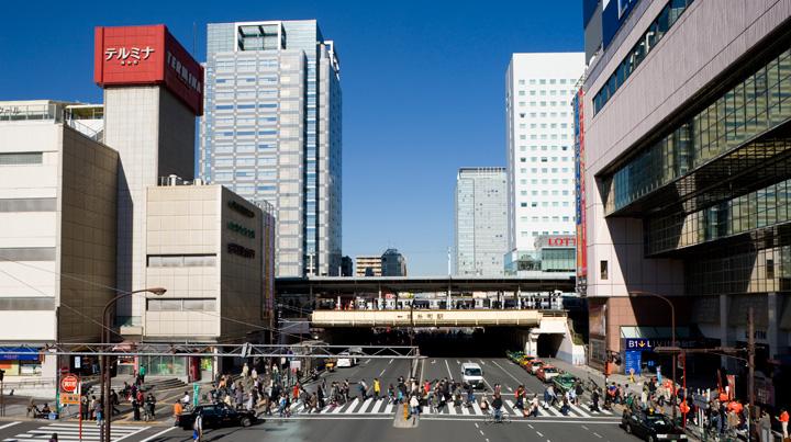 錦糸町駅イメージ