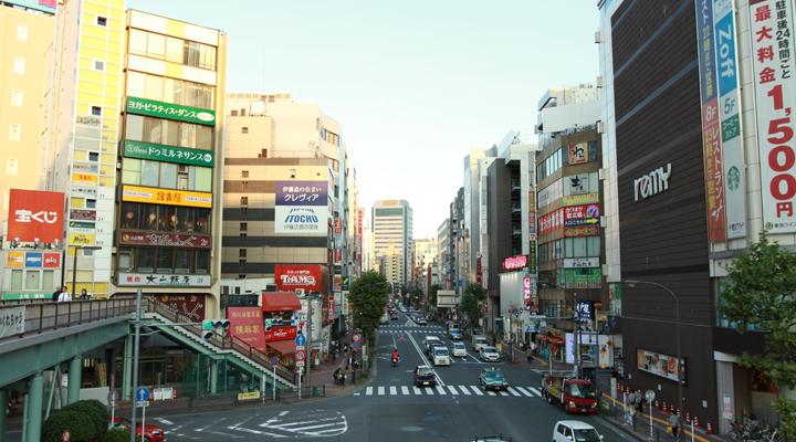 目黒駅イメージ