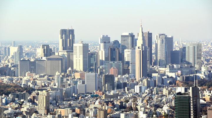 新宿駅イメージ