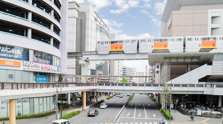立川駅イメージ