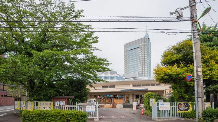 用賀駅イメージ