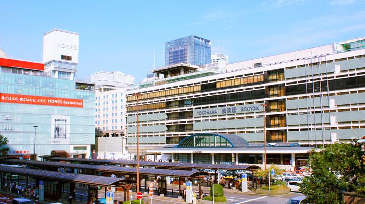 横浜駅イメージ