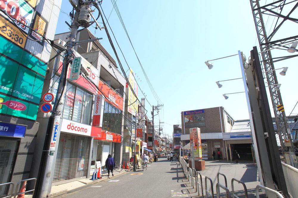 上石神井駅イメージ