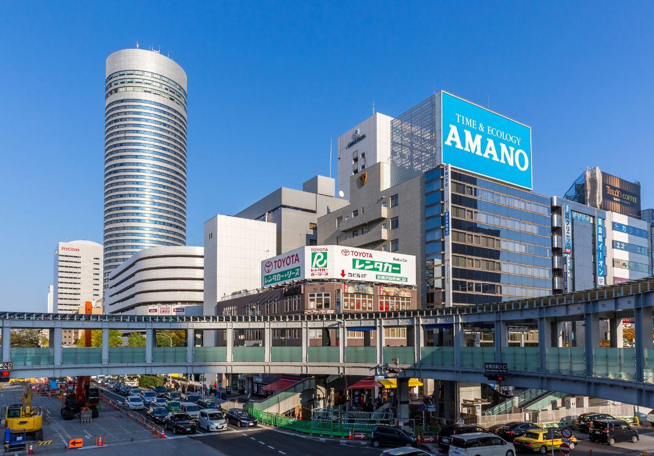 新横浜駅イメージ