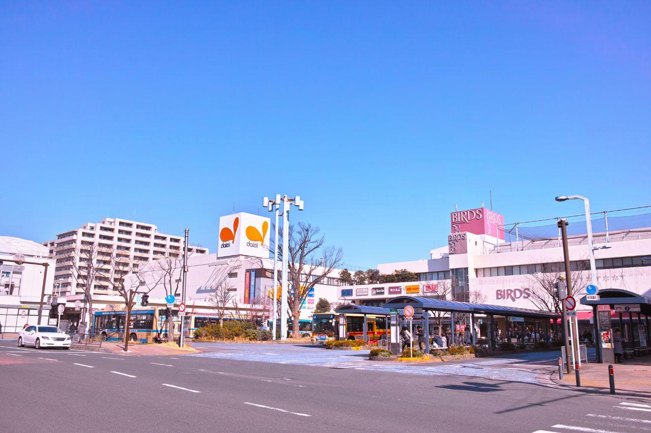 港南台駅イメージ