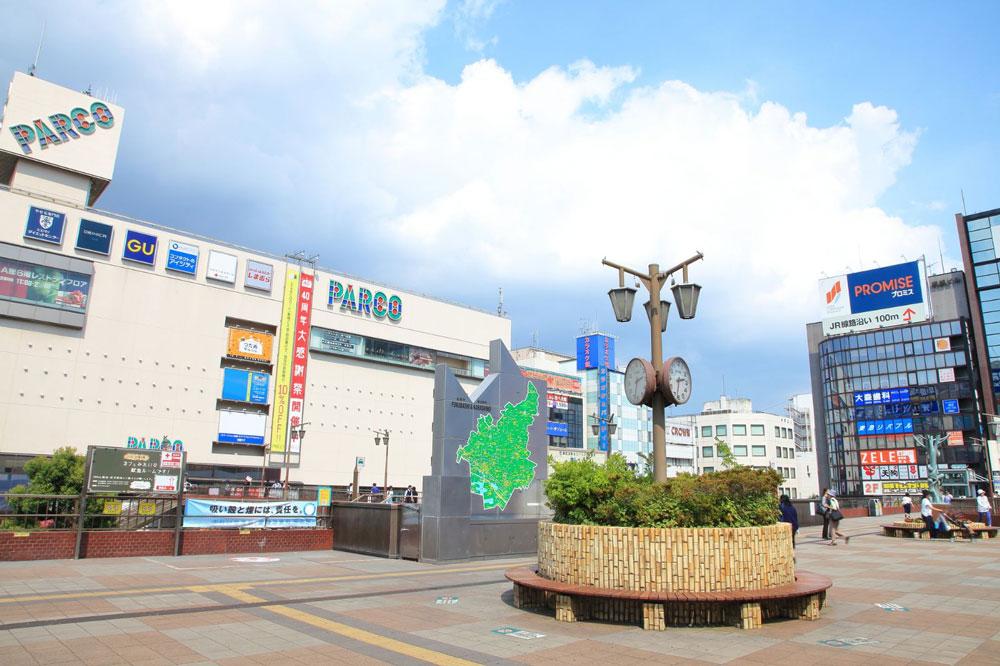 津田沼駅イメージ