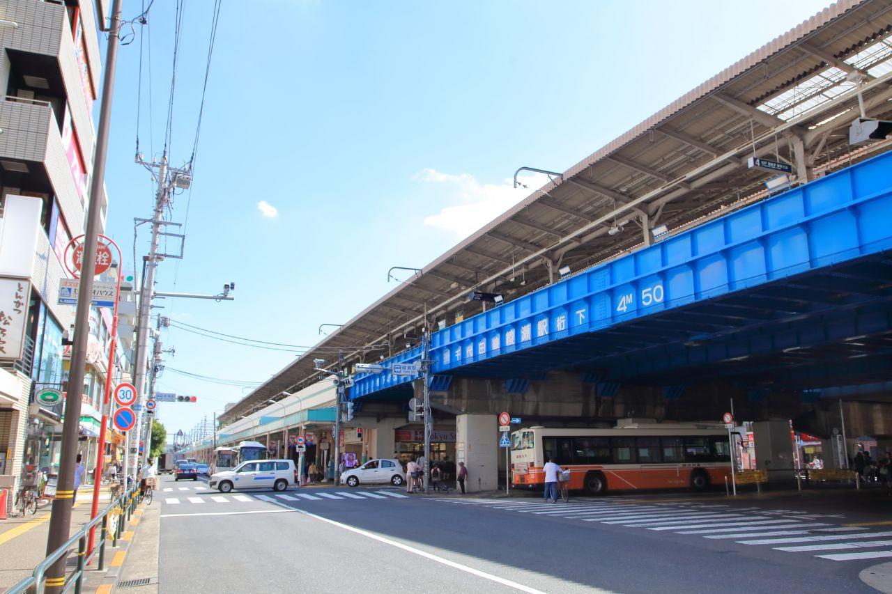 綾瀬駅イメージ