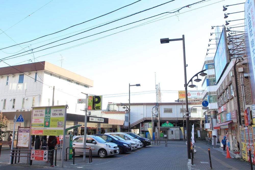 明大前駅イメージ