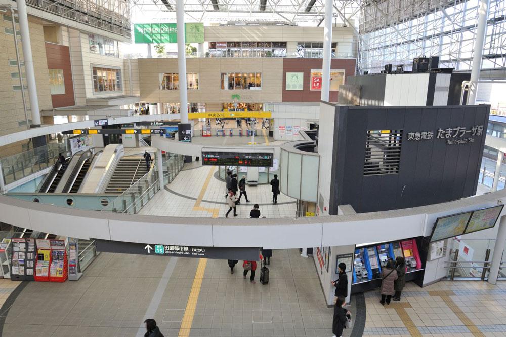 たまプラーザ駅イメージ