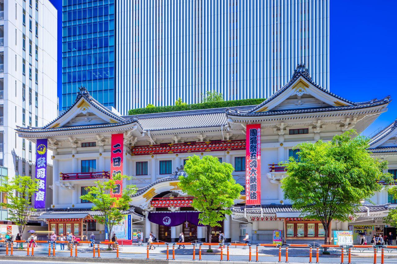 東銀座駅イメージ