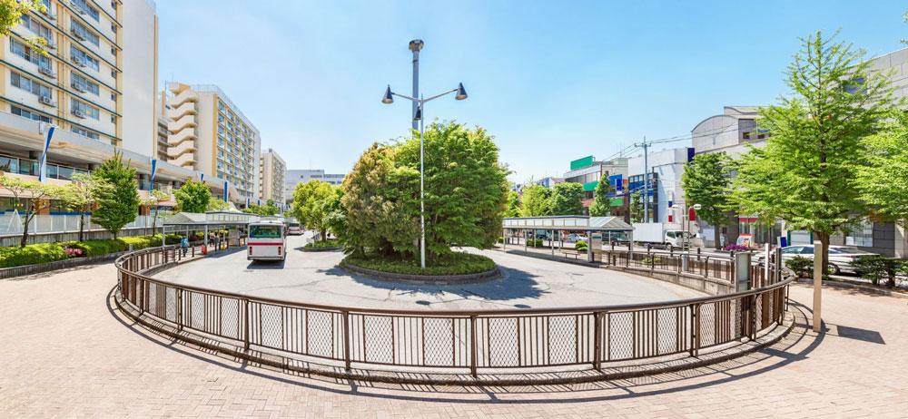 青葉台駅イメージ