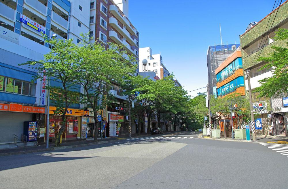 鷺沼駅イメージ