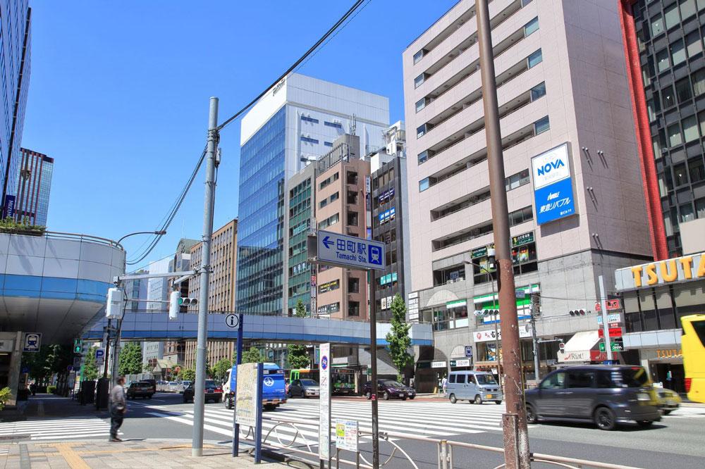 田町駅イメージ