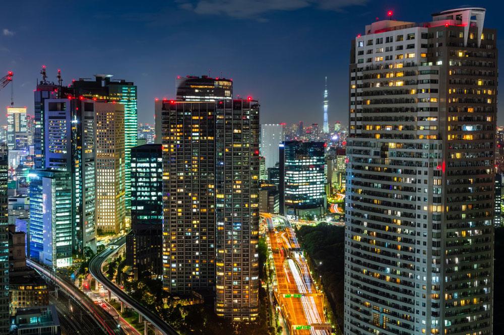 汐留駅イメージ