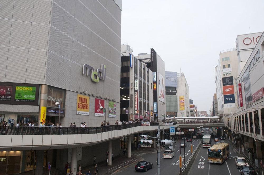 町田駅イメージ