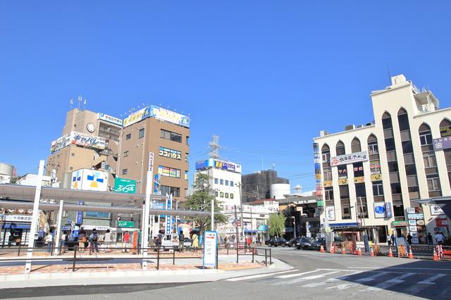 西船橋駅イメージ