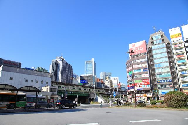 五反田駅イメージ