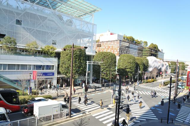 二子玉川駅イメージ