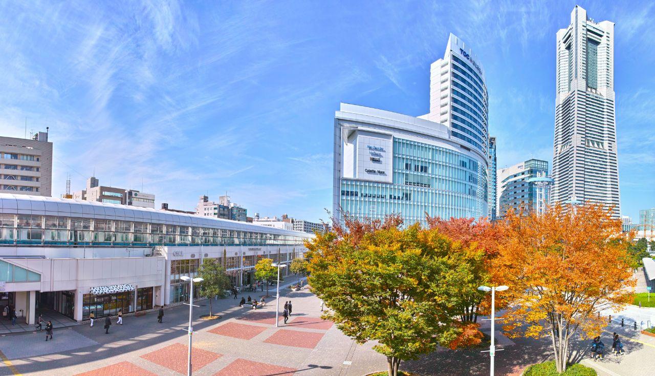 桜木町駅イメージ