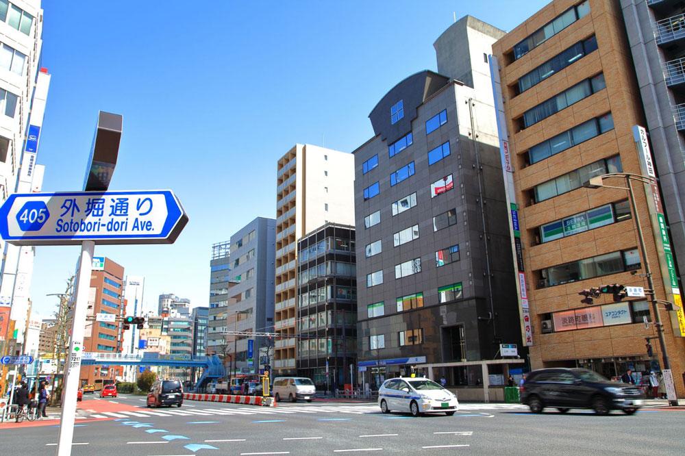 淡路町駅イメージ