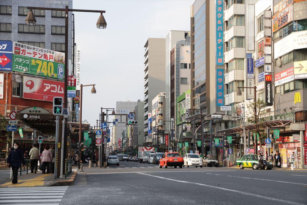 亀戸駅イメージ