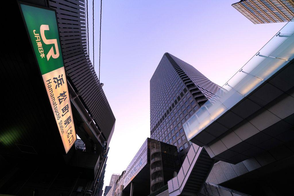 浜松町駅イメージ